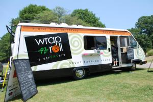 Wrap-N-Roll Food Truck
