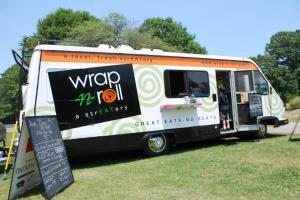 Wrap-N-Roll Food Truck