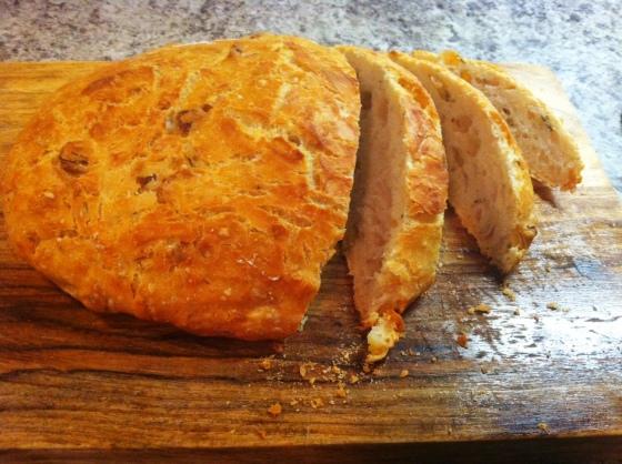 pinterest meal bread cut