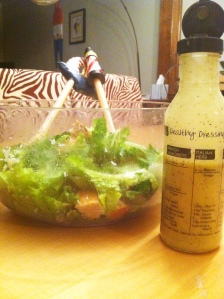 pinterest meal salad dressing