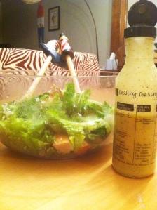 pinterest meal salad dressing